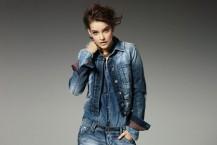 لباس جين زنانه مارك Gas