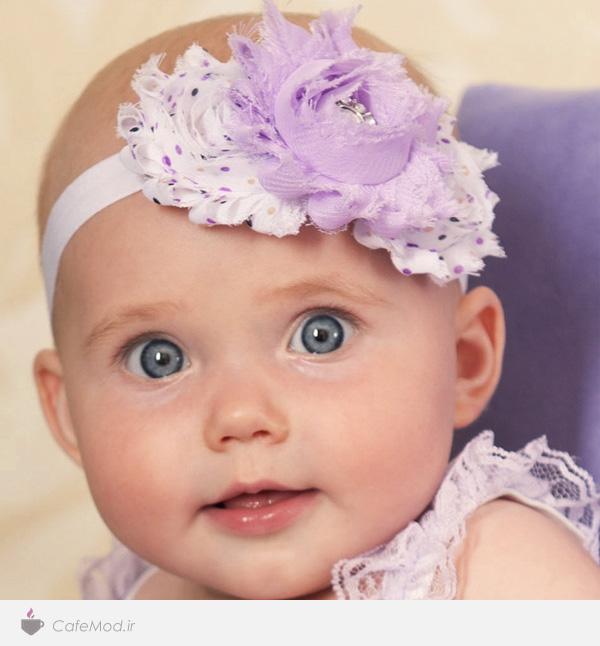 مدل هدبند کودک