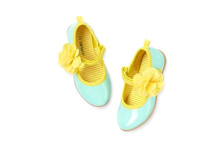 مدل كفش دخترانه Carters 9