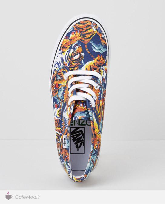 مدل کفش Kenzo x Vans