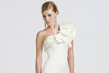 مدل لباس زنانه Ashley Lauren 10