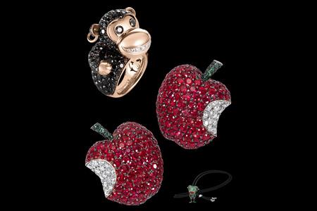 مدل جواهرات دخترانه