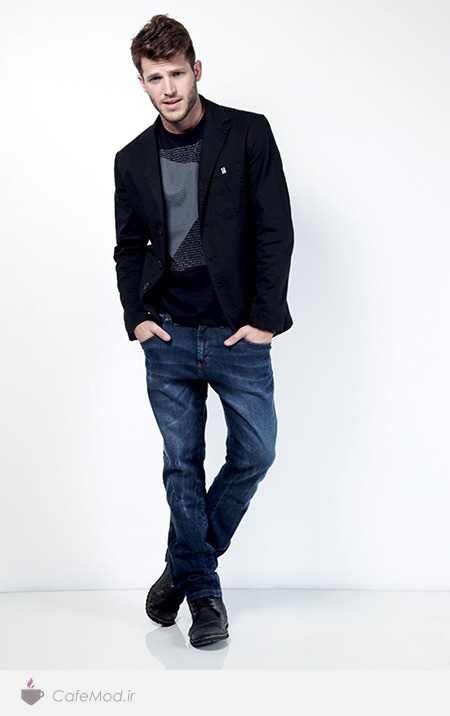 مدل لباس مردانه Index Denim