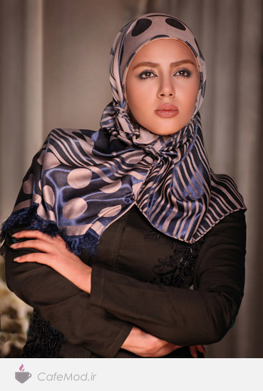 مدل شال زنانه ایرانی