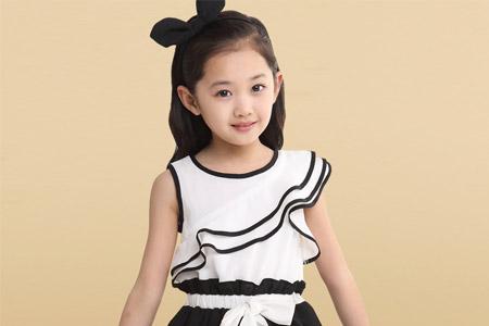 مدل لباس دخترانه Nuobaoer 10