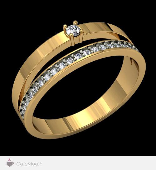 مدل حلقه و انگشتر
