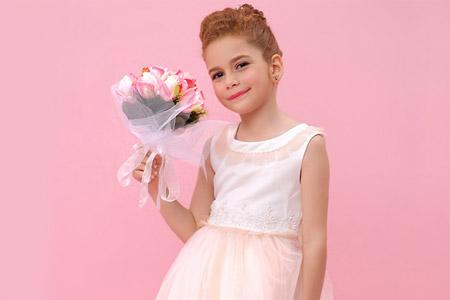 مدل لباس دخترانه Liancaiyitz 10