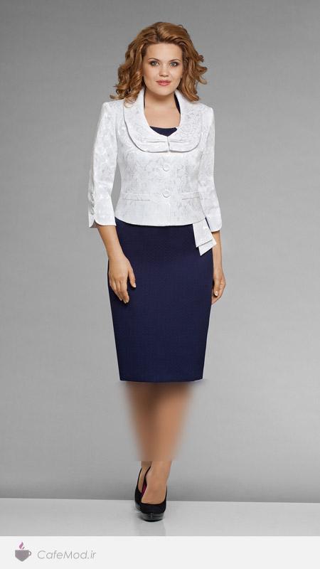 مدل لباس زنانه سایز بزرگ