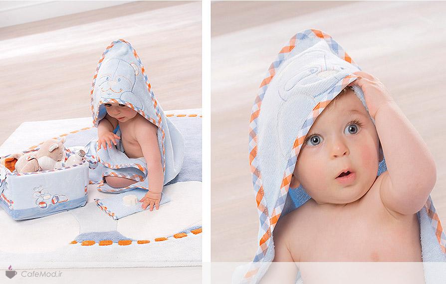 ست لوازم نوزادی