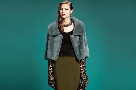 مدل لباس زمستانه زنانه 2014