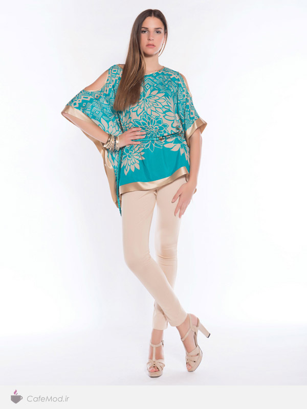 مدل بلوز شلوار زنانه