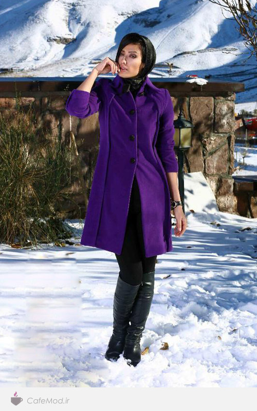 مدل پالتو زمستانی