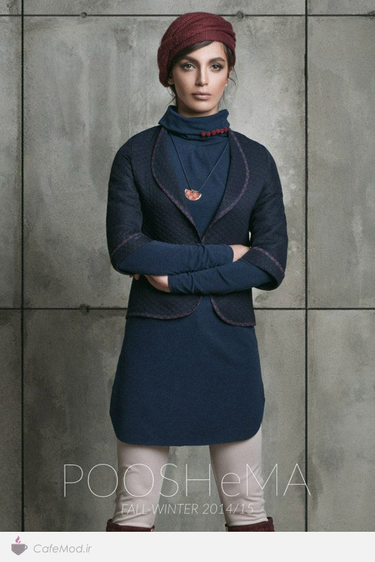 مدل مانتو برند ایرانی پوش ما