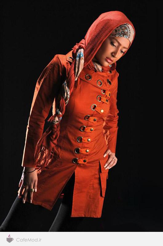 مدل مانتو برند ايراني وست