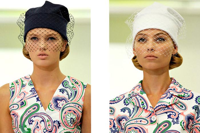 مدل و آموزش کلاه توری