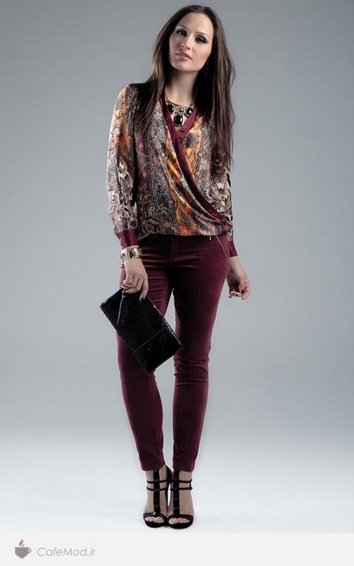 مدل لباس زنانه Angelika Favoretto