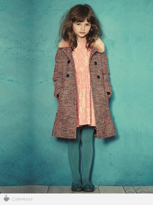 مدل لباس دخترانه Alice Temperley