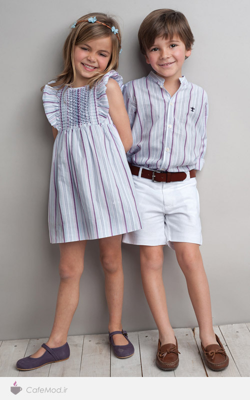 مدل لباس دخترانه مدل لباس پسرانه