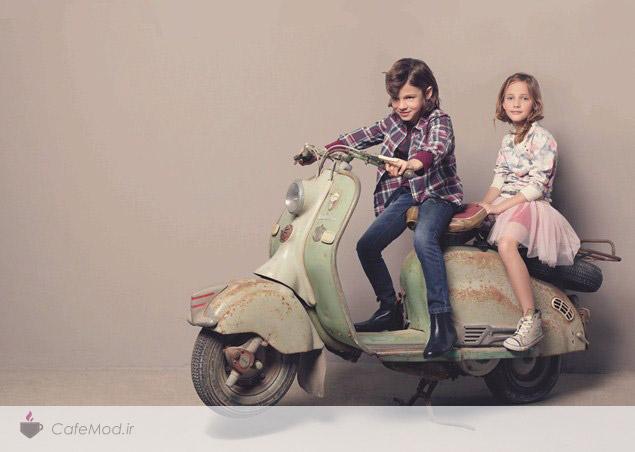 مدل لباس Mango Kids