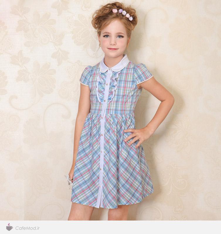 مدل لباس های مجلسی دخترانه