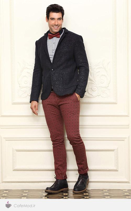 مدل لباس مردانه پاییزه و زمستانه