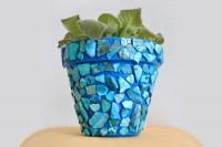 آموزش تصویری تزیین گلدان