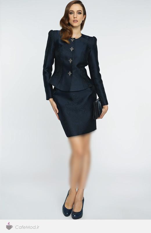 مدل کت و دامن زنانه Balizza