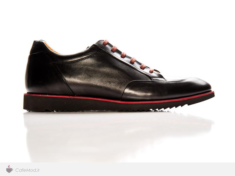 مدل کفش چرم مردانه