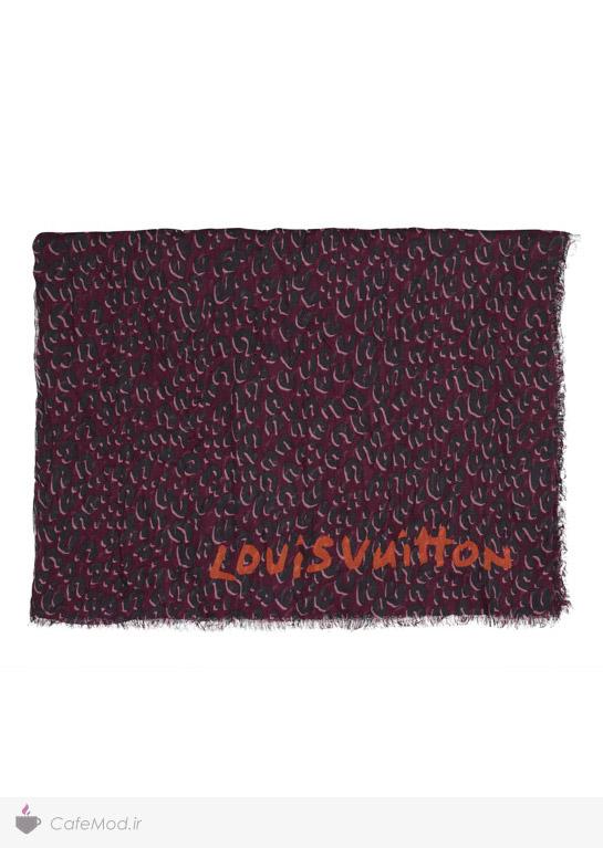 مدل روسری Louis Vuitton