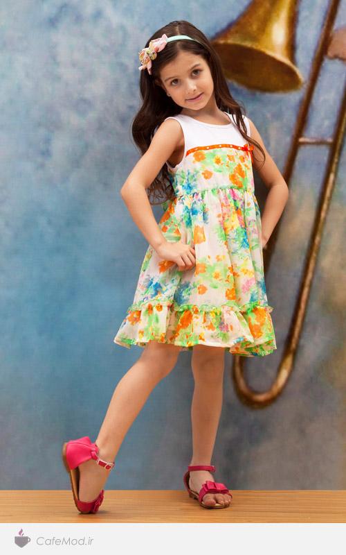 سري اول مدل لباس دخترانه Pencil Club