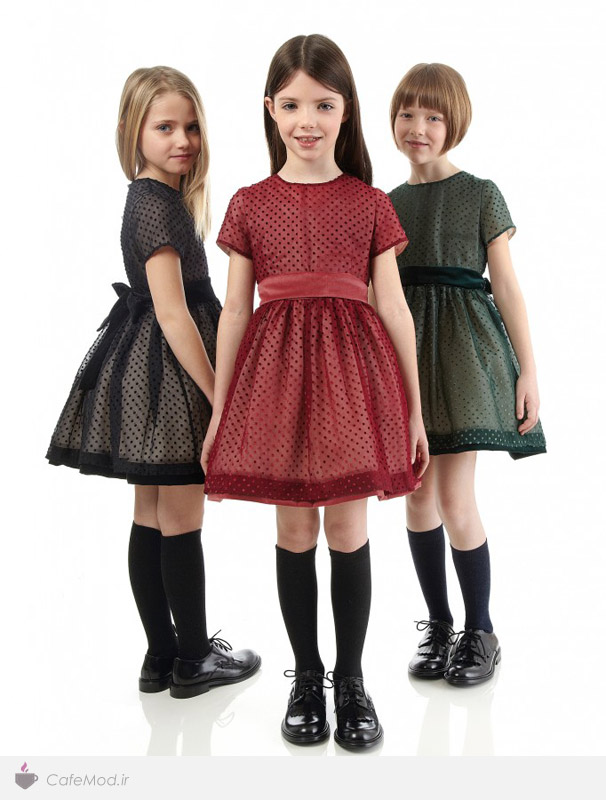 مدل لباس دخترانه fendi