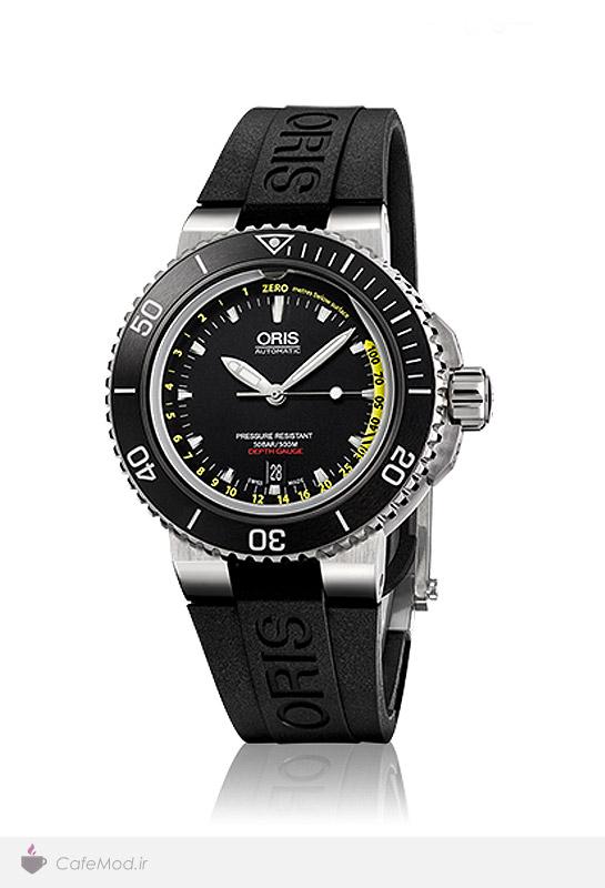 مدل ساعت مردانه غواصی، برند: Oris،قیمت: €2,600