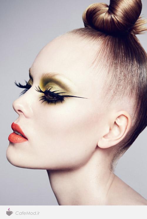 مدل آرایش چهره