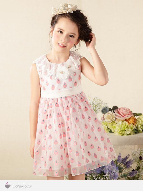 مدل لباس جدید دخترانه