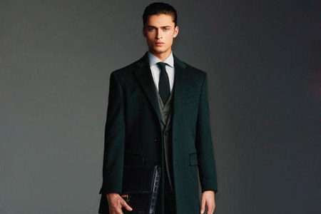 مدل لباس مردانه Gieves & Hawkes 4
