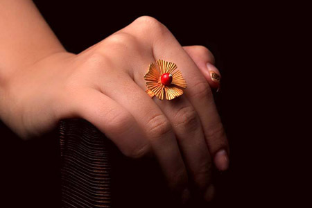 مدل جواهرات ملورین 13