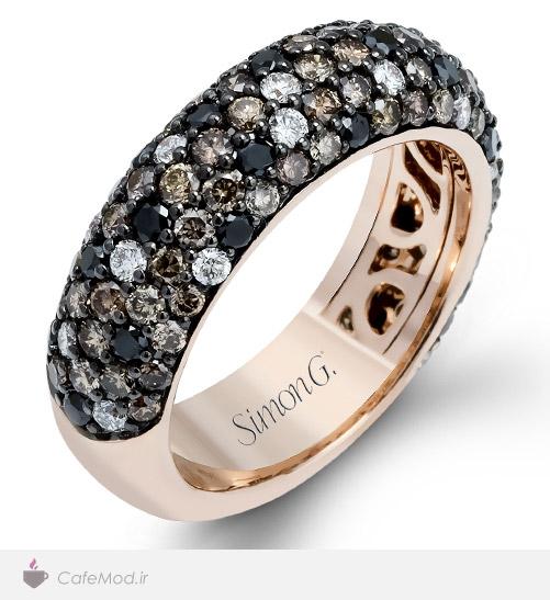 مدل حلقه جواهر