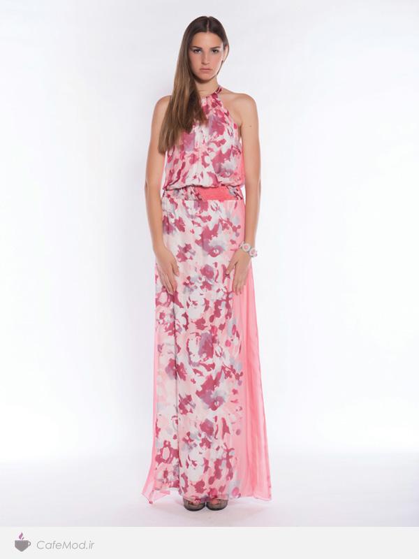 مدل لباس بلند زنانه