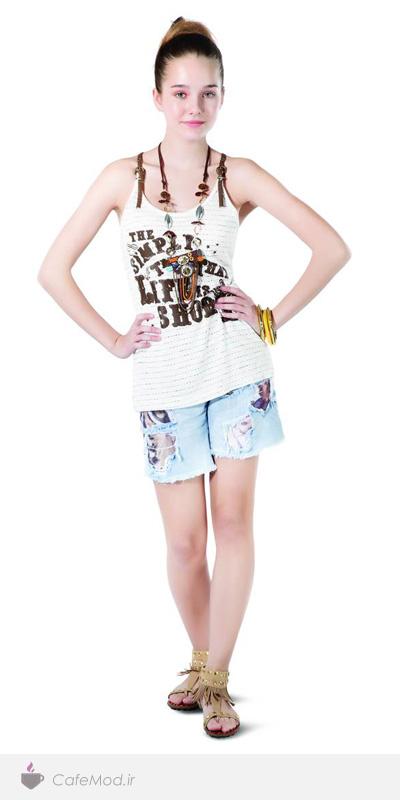 مدل لباس دخترانه Puledro