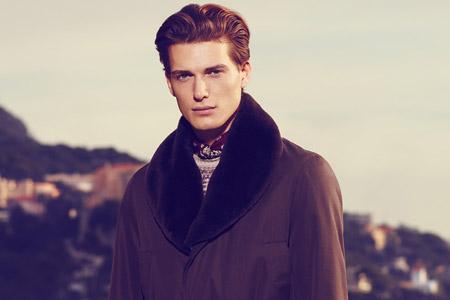 مدل لباس زمستانه مردانه Faconnable 13