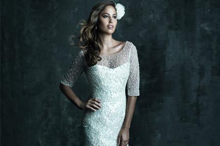 مدل لباس عروس Allure 14