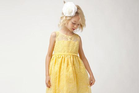 مدل لباس دخترانه Kids Formal 13