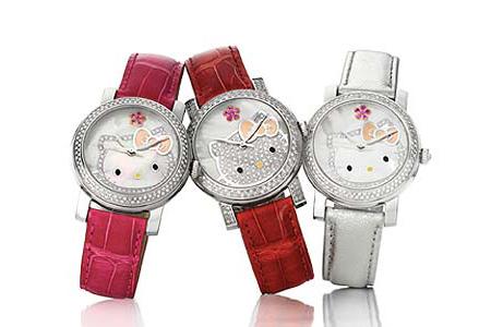 مدل ساعت دخترانه  7