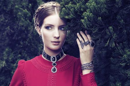 مدل جواهرات Valentina 13