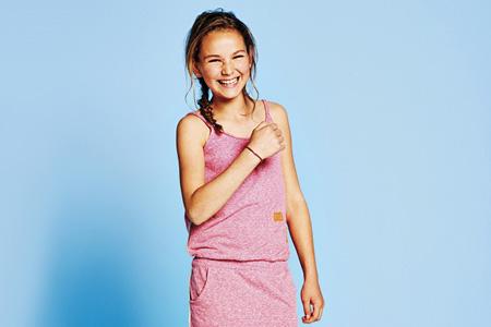 مدل لباس تابستانه دخترانه  13