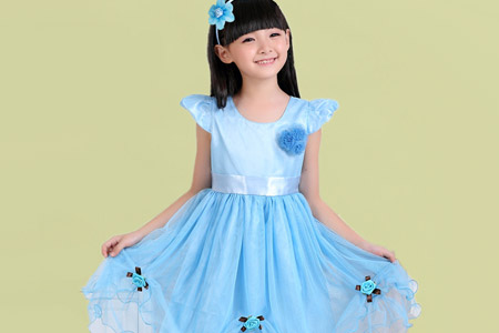 مدل لباس دخترانه  13