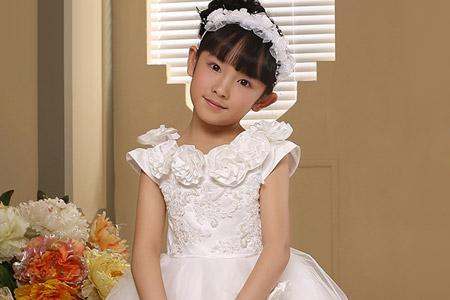 مدل لباس مجلسی دخترانه YL 13