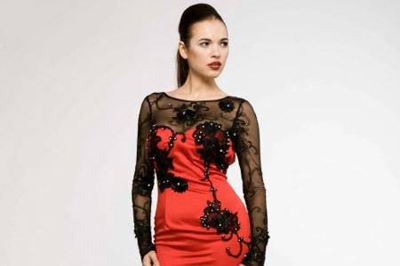 مدل لباس مجلسی Saboroma 13