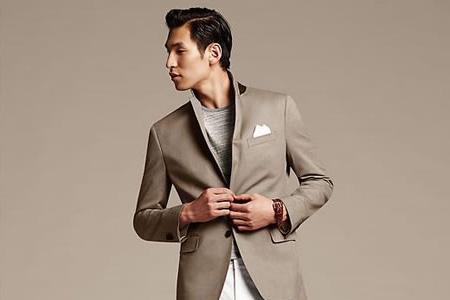 مدل لباس مردانه Banana Republic 13