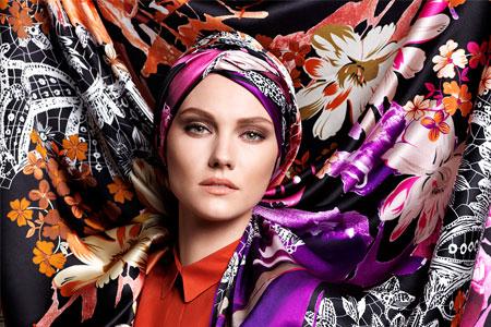 مدل روسری Sarar 13